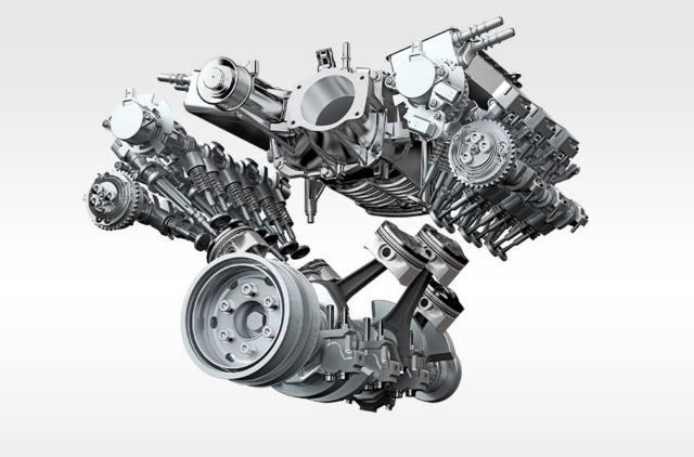 موتور 3 لیتری V6 بنزینی سوپرشارژدار جگوار