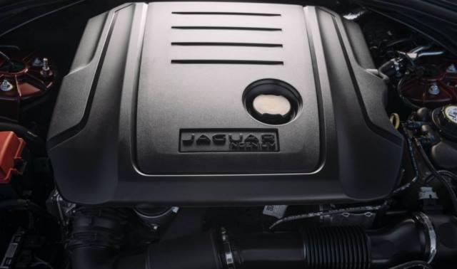 موتور 2 لیتری 4 خطی توربوشارژدار دیزلی جگوار F-PACE