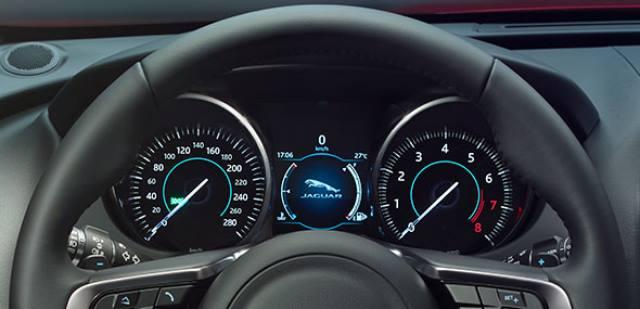 نمایشگر صفحه کیلومتر مدل InControl Touch