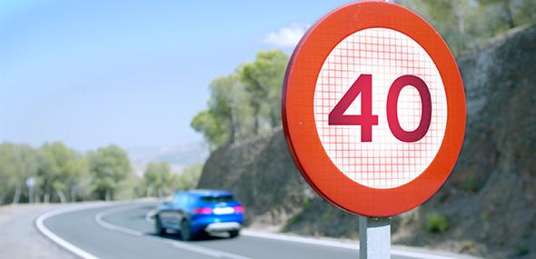 سیستم تشخیص علائم جاده و خیابان