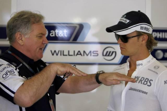 نیکو روزبرگ و پاتریک هد - ویلیامز 2009