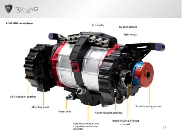 سیستم درایو ریمک با دو موتور و گشتاور برداری 2 موتوری الکترونیکی