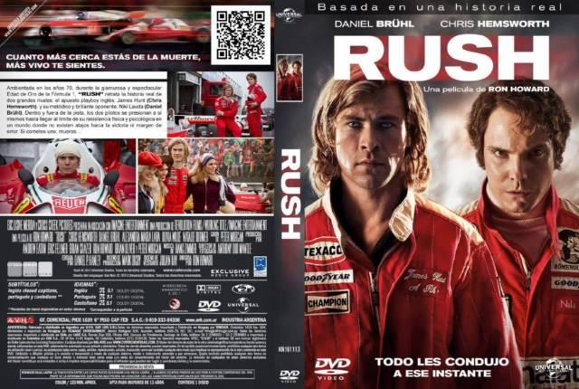 دانلود فیلم شتاب دوبله فارسی – Rush 2013