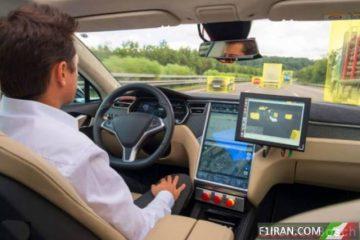 انویدیا و بوش - خودرو هوشمند