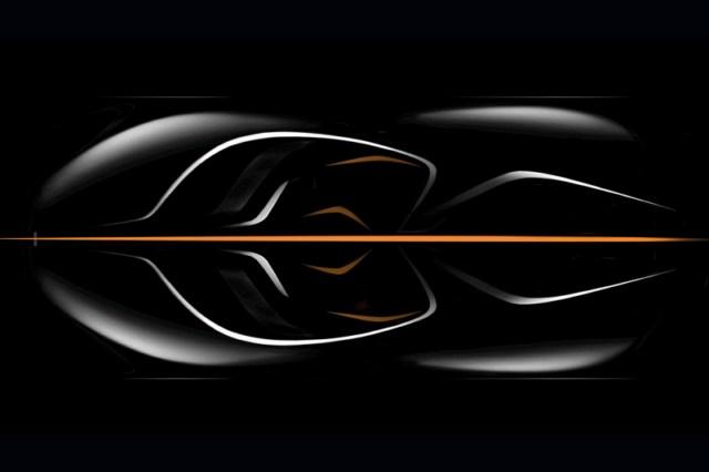 مک لارن F1 مدل 2019