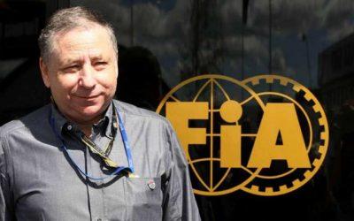 ژان تاد رئیس فدارسیون جهانی اتومبیلرانی - فیا