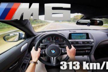 ب ام و M6 Gran Coupe مدل سال 2017