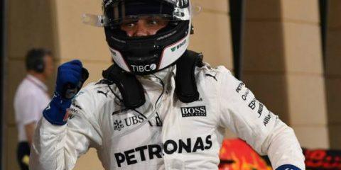 والتری بوتاس - تعیین خط بحرین 2017