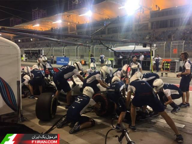 فیلیپه ماسا - گرندپری بحرین 2017