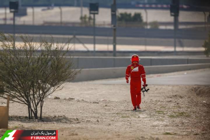 کیمی رایکونن - گرندپری بحرین 2017