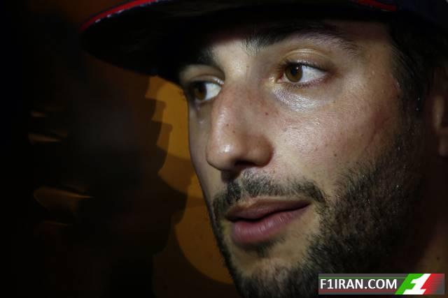 دنیل ریکاردو - فرمول یک بحرین 2017