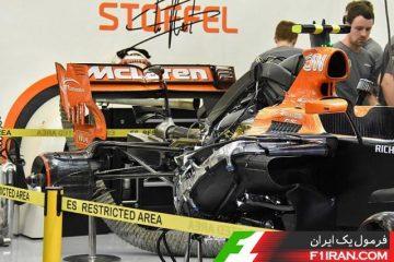 مک لارن هوندا MCL32 - بحرین 2017