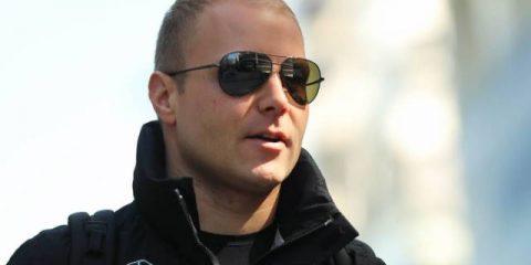 والتری بوتاس مرسدس -فرمول یک روسیه ۲۰۱۷