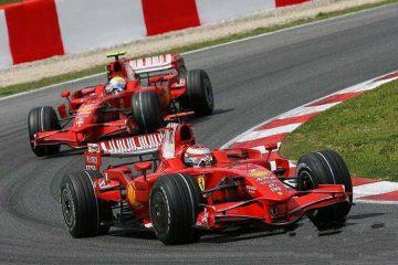 فراری F 2008