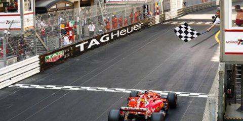 سباستین فتل - فرمول یک موناکو 2017