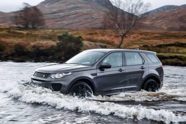 Land Rover Discovery 2017 - رنج روور دیسکاوری