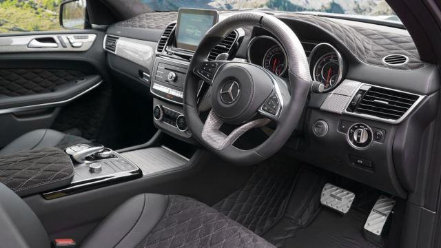 مرسدس بنز GLS63 AMG منصوری