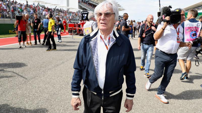 برنی اکلستون - مدیر سابق مسابقات فرمول 1
