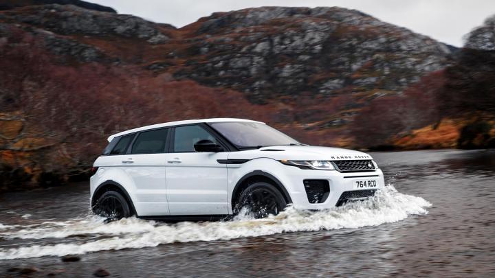 Range Rover Evoque 2017 - رنج روور ایووک