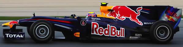 ماشین ردبول2010