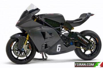 Isle of Man TT - موتور تمام برقی