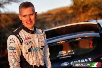 اوت تاناک - رالی قهرمانی جهان (WRC) آرژانتین 2017