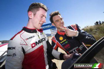 تیری نویل و الفان ایوانز - رالی قهرمانی جهان (WRC) آرژانتین 2017