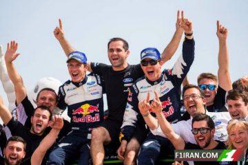 سباستین اوژیه - رالی قهرمانی جهان (WRC) پرتغال 2017