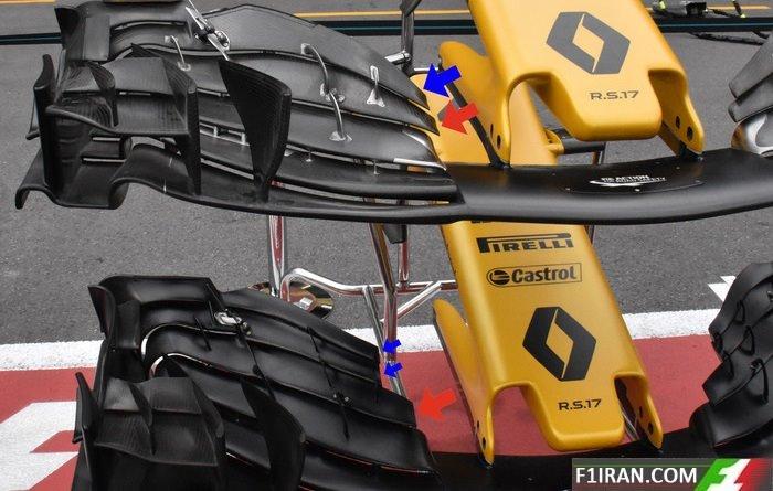 ماشین تیم رنوRS17