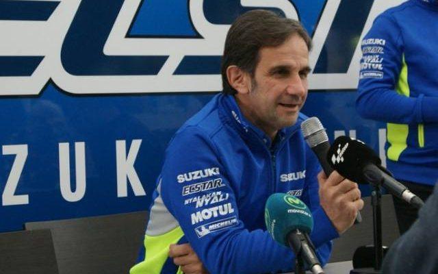 داویده بریویو رئیس تیم سوزوکی