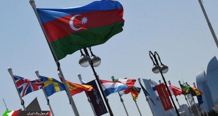 گرندپری آذربایجان 2017