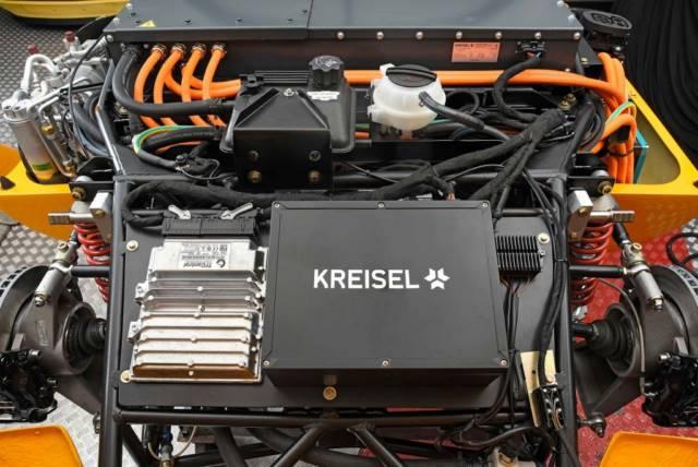 سیستم درایو و باطری کقایزل EVEX 910E
