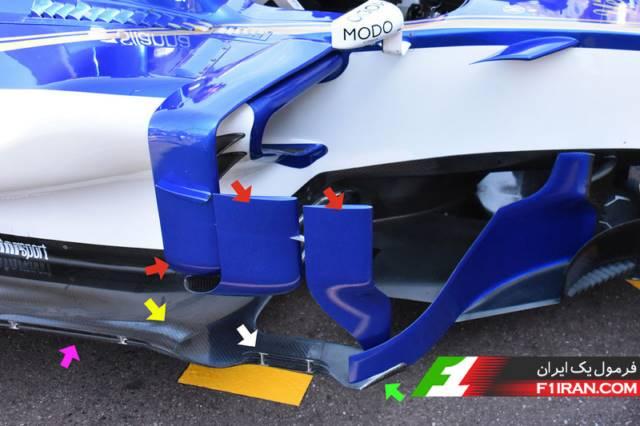 جزئیات خودرو سائوبر c36