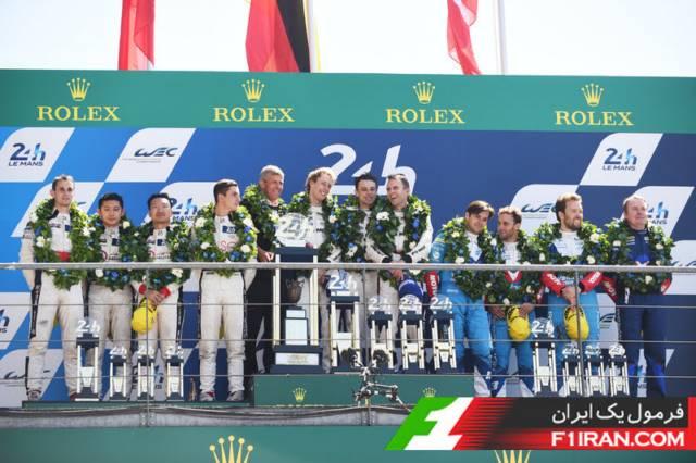 سه تیم ردههای اول تا سوم کل کلاسهای مسابقه لمانز 2017