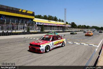 مرحله دوم رقابت های اتومبیل رانی سرعت