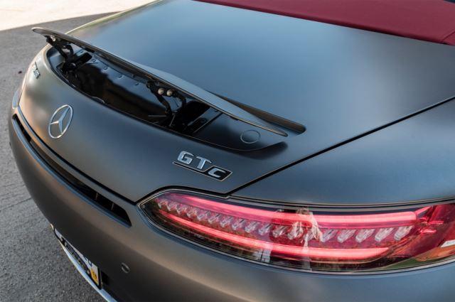 اسپویلر مرسدس AMG GTC