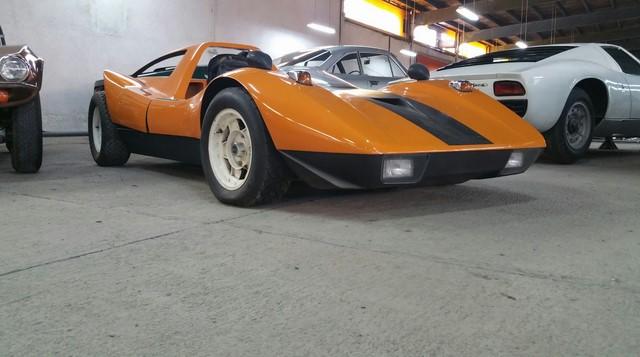 Iran car museum
