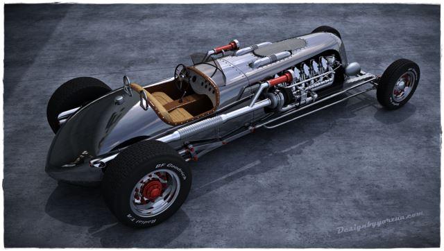 ماشین-تانک جی لنو