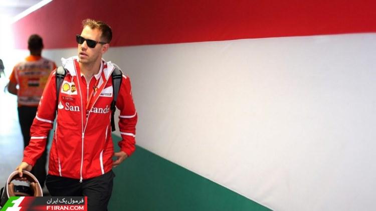 سباستین فتل - مسابقه گرندپری مجارستان 2017
