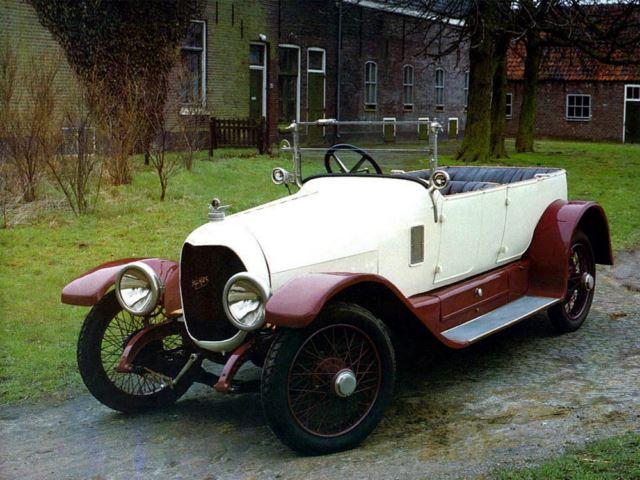 The Spyker C1