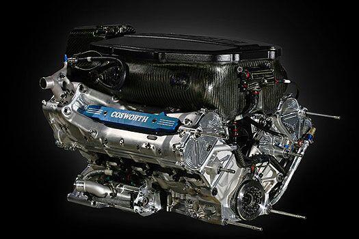 موتور کازورث