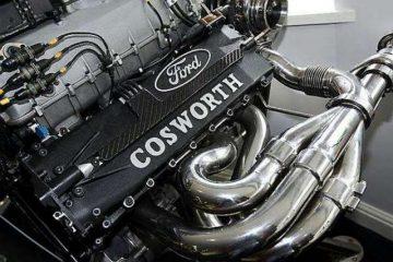 موتور فورد کازورث