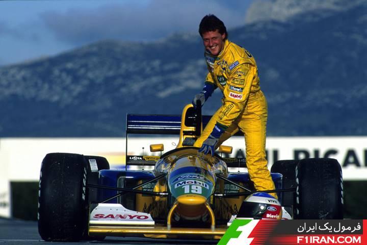 مایکل شوماخر - Benetton B194