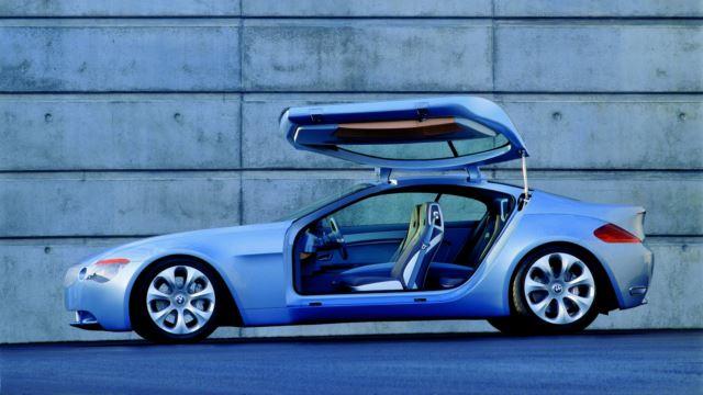 1999 BMW Z9 Gran Turismo