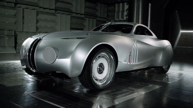 2006 BMW Concept Coupe Mille Miglia