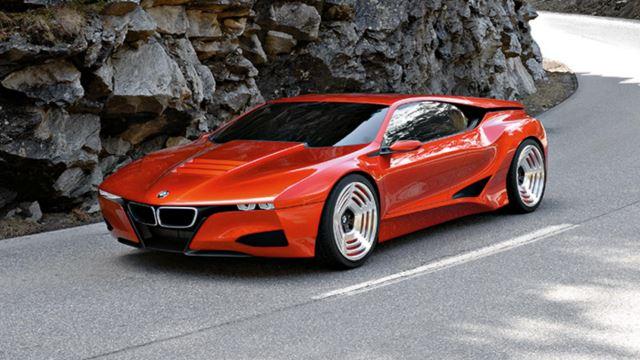 2008 BMW M1 Hommage concept