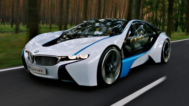 2009 BMW Vision Efficient Dynamics