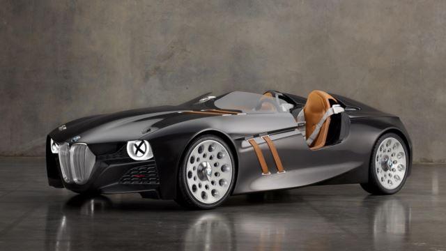 2011 BMW 328 Hommage concept