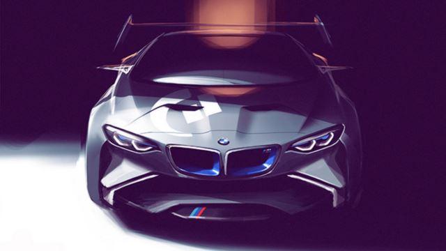 2013 BMW Vision Gran Turismo