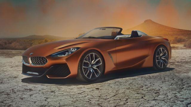 2017 BMW Z4 concept